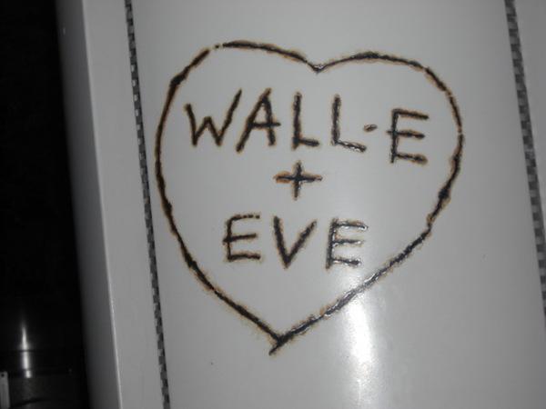 「WALL-E」フォトロケ