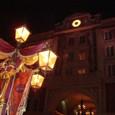 街灯+ミラコスタ