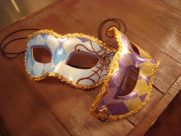ハロウィーンマスク